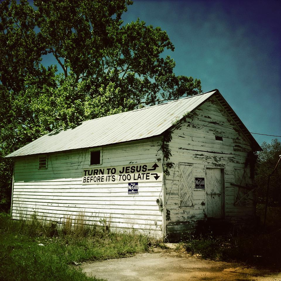 Trio, SC (Williamsburg County)
