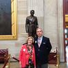 Washington, D.C., visit to Senate and House, Sept. 2013 - 10