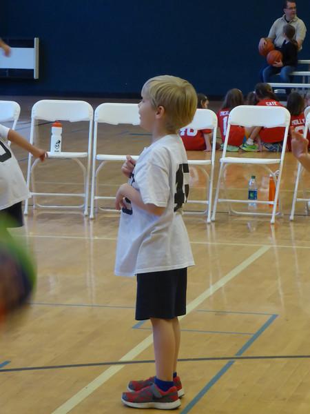 John's Basketball game, Jan., 2014 - 01
