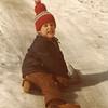 David 6, 1st snow