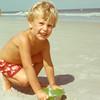 David 2, beach