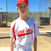 Wyatt, baseball uniform, March, 2014 - 1