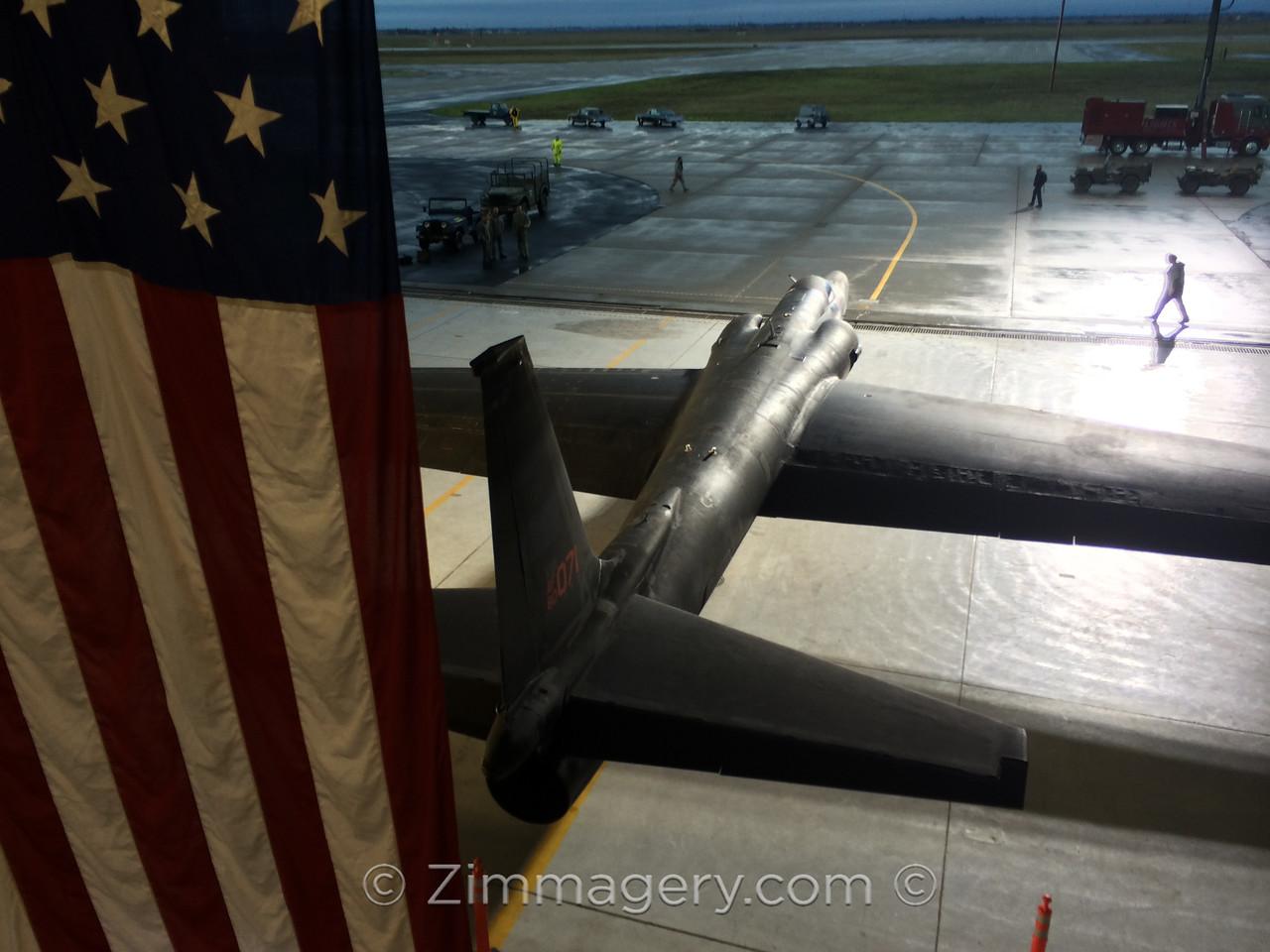 U2 Spy Plane, Beale AFB