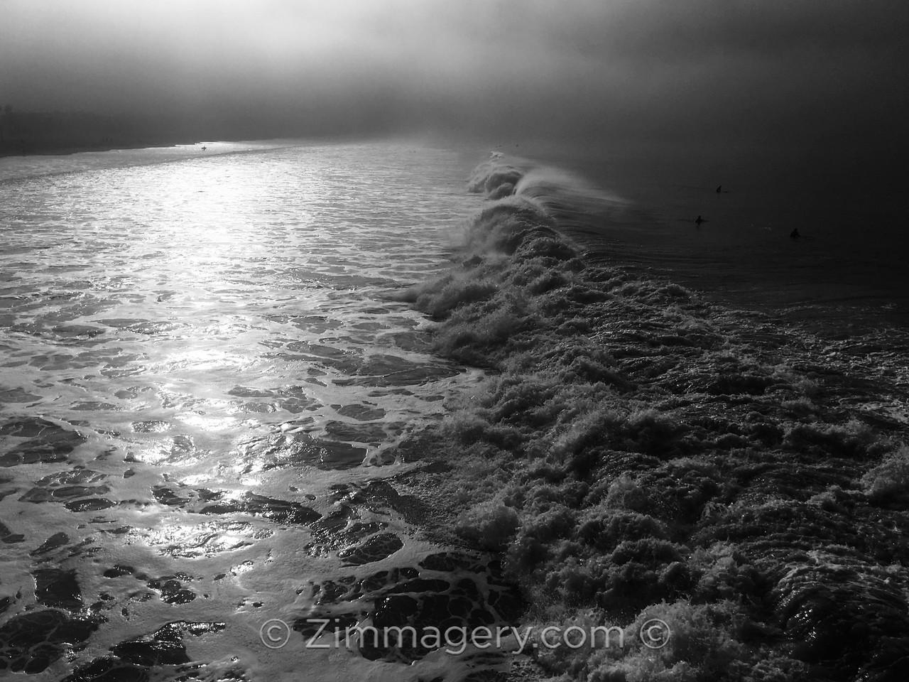 Winter Waves, Venice Beach