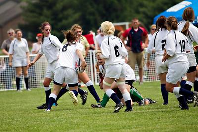 Rugby Indiana Div II Championship North Central vs Bishop Dwenger 2011