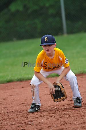 8U : Bloomington Blasters vs North Vernon 2014