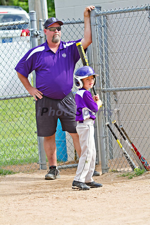 6U Seymour vs Whiteland 2013