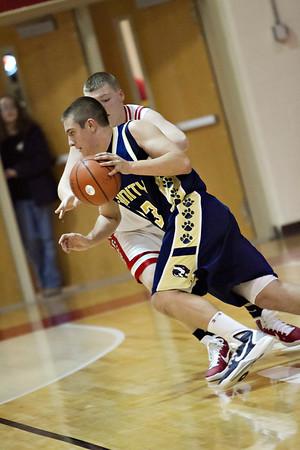 Trinity Lutheran vs Crothersville JV Boys Basketball
