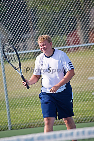 Oldenburg vs Trinity Lutheran Boys Tennis 2013
