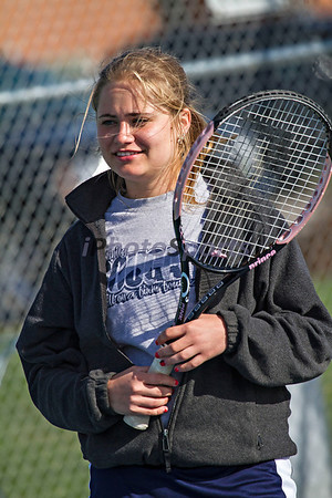 Trinity Lutheran Girls Tennis 2014
