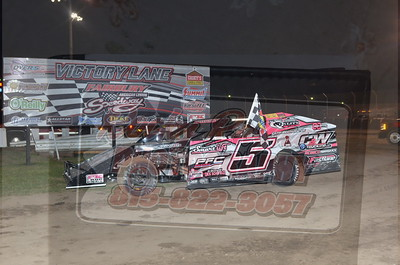 IRA/MOWA Sprint Cars/Late Moddels/Modified @ Fairbury