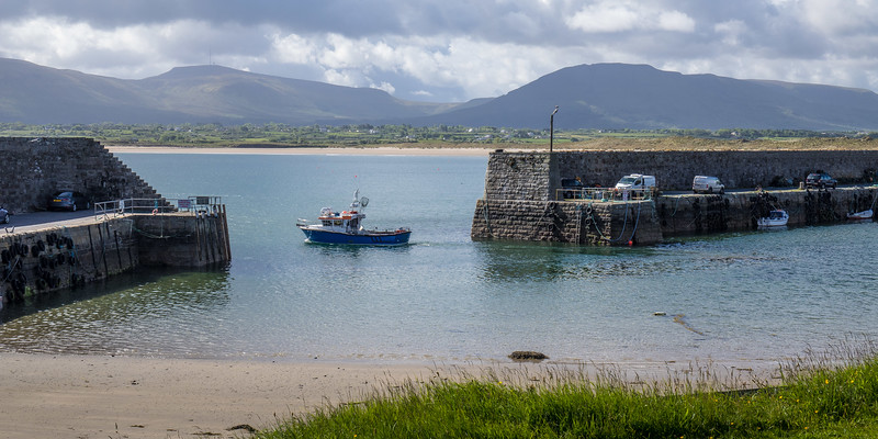 MULLAGHMORE HARBOUR, NORTHERN IRELAND