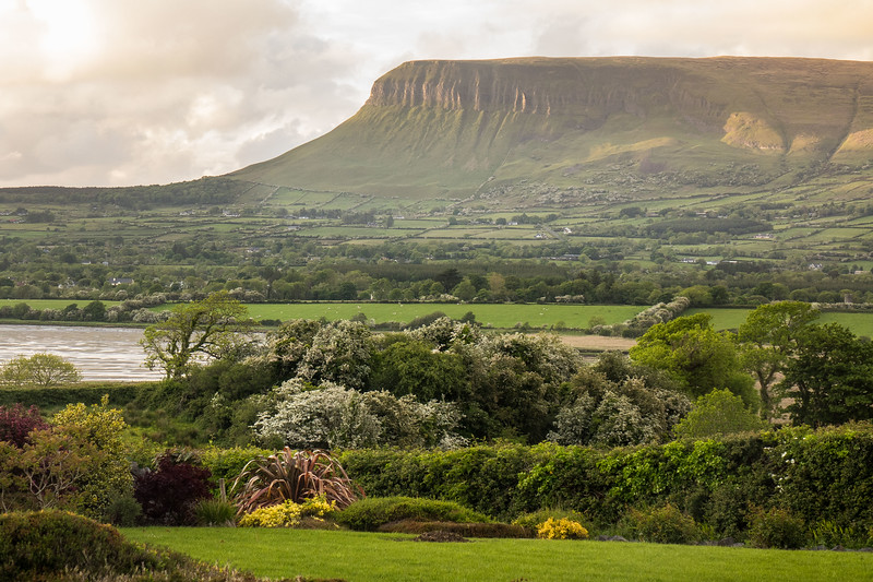 BEN BULBEN, NEAR SLIGO