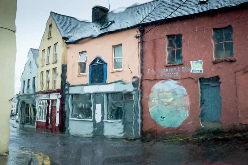 BANTRY IN THE RAIN