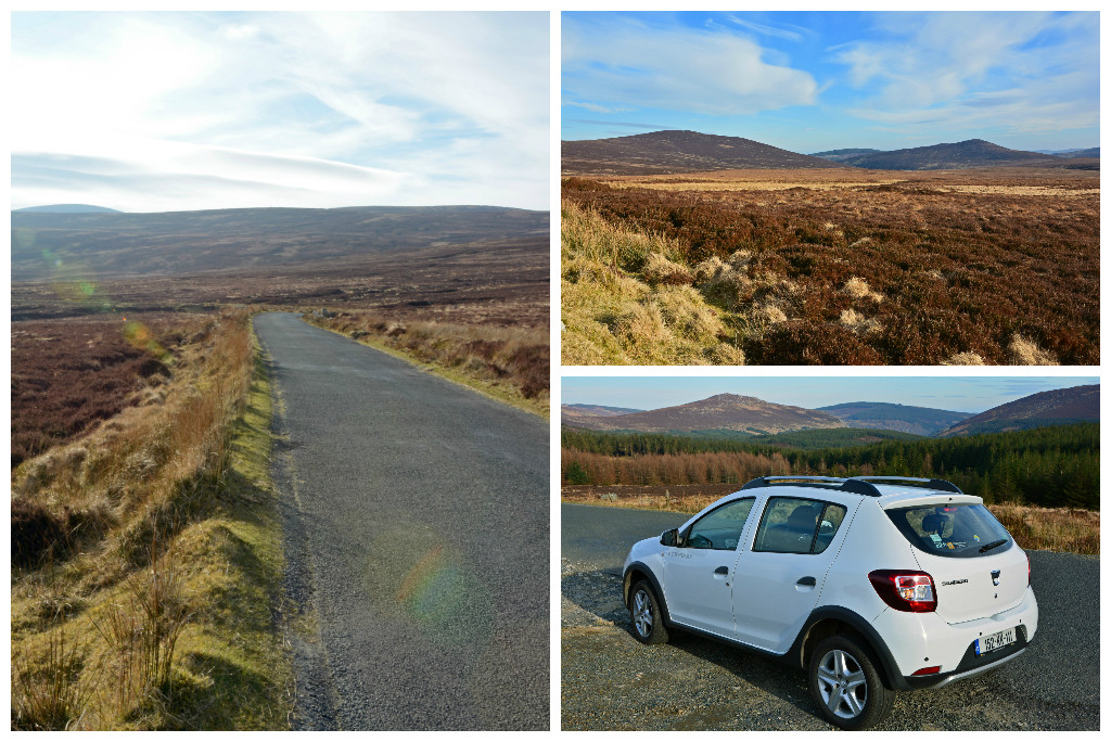 Scenic Drives from Dublin - Sally Gap
