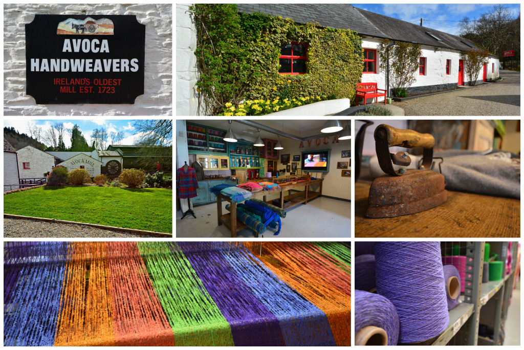 Avoca Wool Mill Ireland