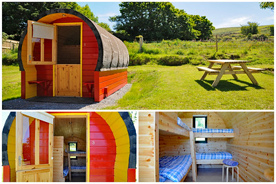 Unique Lodging in Dingle Peninsula
