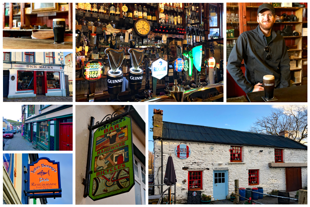 Pubs in Dingle Ireland