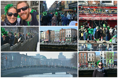St Patricks Day in Dublin