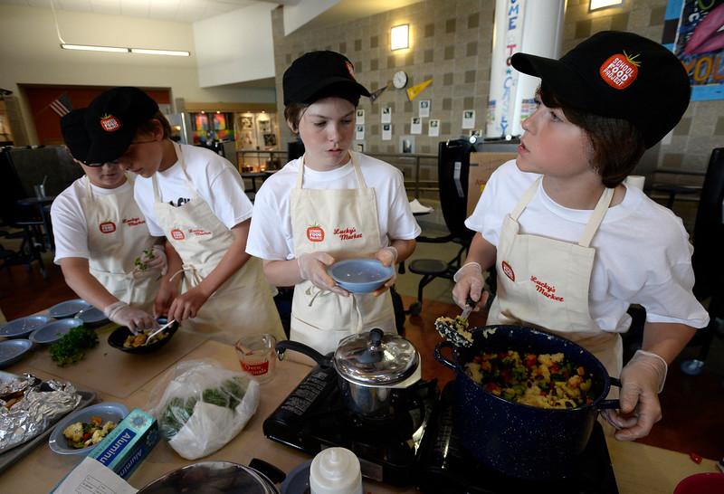 BVSD Iron Chef