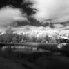 Fuji IS-1 Infra-Red Camera, East Corinth-Vermont 10/4/2009