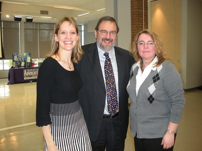 Sarah Fields, E. Martin Davidoff and Rachel Baldwin of E. Martin Davidoff & Associates