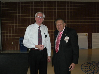 Brian Finn, IRS Senior Stakeholder Relations Area Manager with Howard Bookbinder, New Jersey Society of CPAs