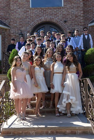IS7 Pre Prom 2018