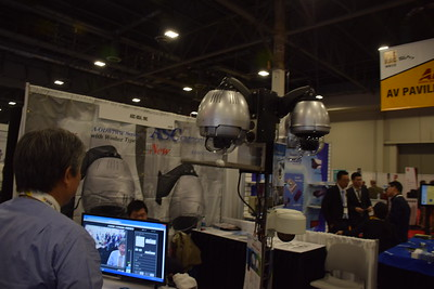 ISC West at Sands Expo