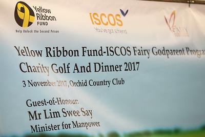 ISCOS Charity Golf & dinner 2017