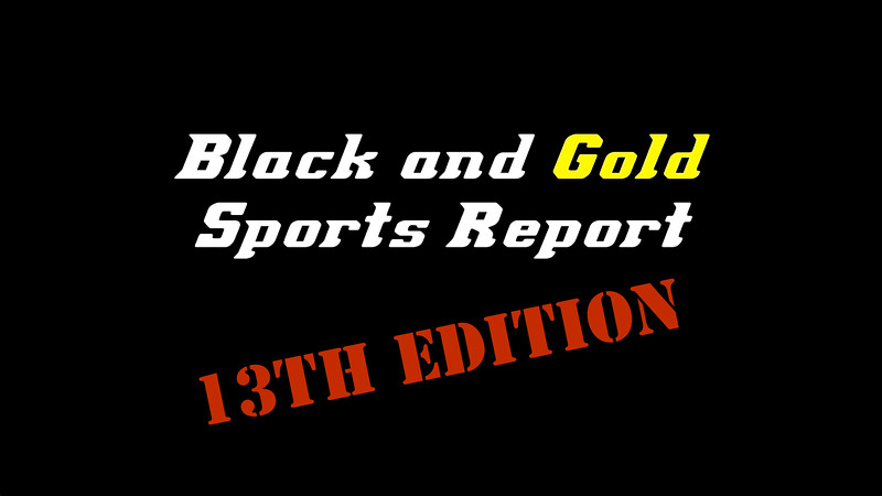 The Black and Gold Report - 13th Edition