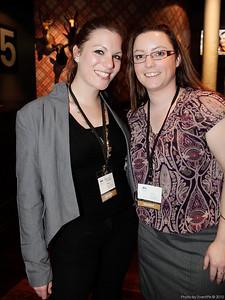 Sabrina Mamann and Kylie Weston