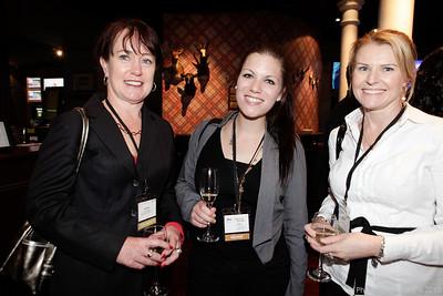 Joanna Cruickshank, Sabrina  Kamann and Michele Gray