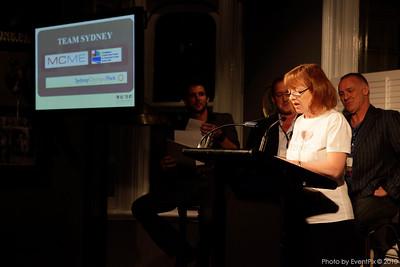 ISES debate - Sydney v Melbourne