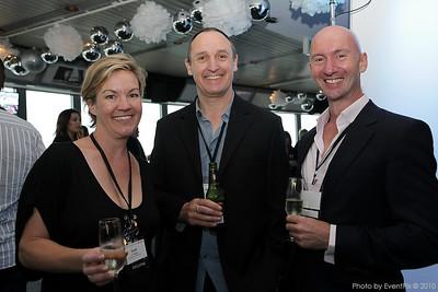 Susan Le Roux (Trippas White), Nigel Collin, Michael Neylon