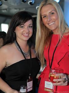 Lynleigh Mcpherson, Bronwyn Cleary (Belinda Franks Catering)