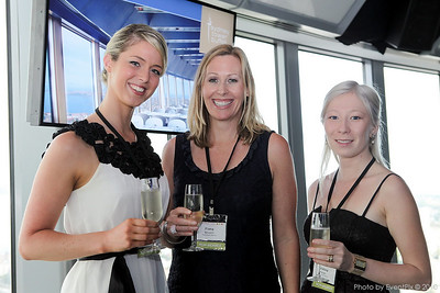 Kimberley Judge-Nash, Fiona Bennett and Kristina Kargin (Powerhouse Museum)