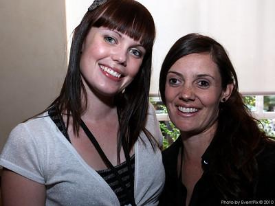 Jacqui Gatehouse and Kesey Dimech (GPJ Australia)
