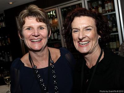Kathy Savill (Merivale) and Joanna Savill (Sydney International Food Festival)