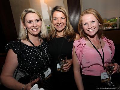 Jenny Verus (SCEC), Sarah Riches (SCEC) and Terri-Ann Mikulic (Royal Randwick)