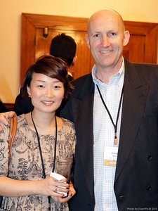 Amy Oh (OPT) Peter Bliss (Business is Bliss)