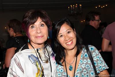 Vivien Reed (Australia in Style), Jann Hing (LGSA)