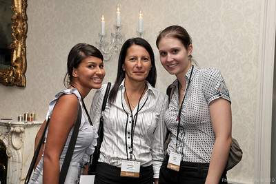 Alyssia Radburnd, Marena Cosmas and Louise Croft (Dockside Group)