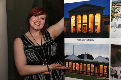 Theresa Mullan (Trippas White Group) is proud of her venues