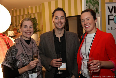 Annina Ferrand and John-Paul McLoone (Workshop Events), Melanie Rayment (The White Mouse)
