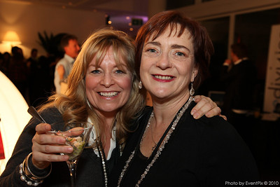 Andie Lovegrove (Lovegrove Entertainment), Meg Fisher (LGSA NSW)