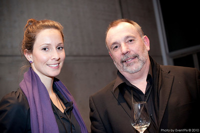 Amanda Lovett (Moreton Hire), Rodney Cox (ETF)