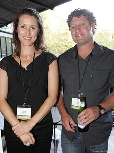 Anthea Jackson (Make-A-Wish Australia), Jack Ellison (H2O Entertainment)