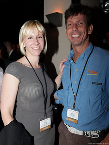 Rhian Thomas (RAS NSW), Konrad Lippmann (Thrill Events)