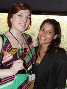 Theresa Mullen (Trippas White), Alyssia Radburnd (Dockside Group)